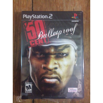 50 Cent Bulletproof Para Playstation 2 Completo Hm4
