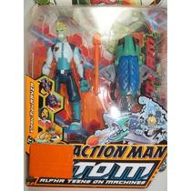 Vipah Fish Rayza Action Man Atom