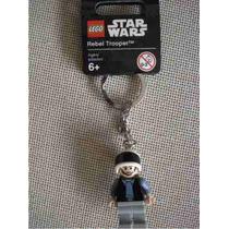 Star Wars Lego / Rebel Trooper -soldado Rebelde Llavero Lego