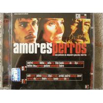 Cd Musica Album Soundtrack Amores Perros