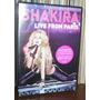 Shakira Live From Paris Dvd Edicion Brasil