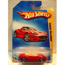 Hot Wheels Premiere Ferrari California No 038/42 2009