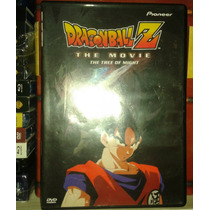 Dvd Dragon Ball Z The Movie Tree Of Might Gokú Gohan