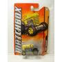 Matchbox Tractor Crop Master Mbx Classique Amarillo 62/120