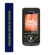 Sony Ericsson W760 Cam 3.2mp Bluethooth Mp3 Radio Fm Sms