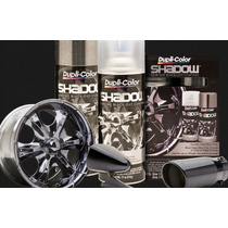 Kit De Pintura Duplicolor Shadow Chrome Black