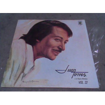 Disco L.p. De Organo Melodico Juan Torres