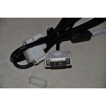 Cable Para Monitor Dvi-d Macho-macho