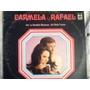 Disco Acetato De: Carmela Y Rafael Con La Rondalla Mexicana
