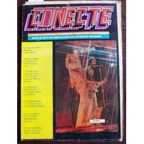 Revista Conecte,john Mayall,chaac Mool,alice Cooper