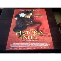 Poster Original Japanese Story Toni Collette Tsunashima 2003