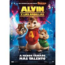 Alvin Y Las Ardillas Pelicula