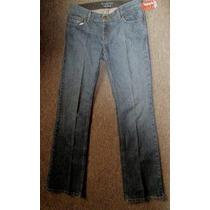 Jeans O Pantalón De Mezclilla Simply Vera Wang Talla 4 P