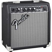 Amplificador Fender Frontman 10g 10w Combo Nuevo Pm0