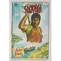 Comic Samurai John Barry # 1 De 1982 Nuevecito