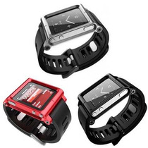 Oferta Extensible Relog Aluminio Ipod Nano 6g 7g 6ta Lunatik