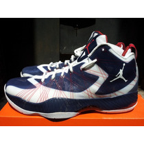 Nike Air Jordan 2012 Lite Olympic Us 11 29mx Kobelebron