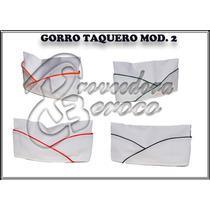 Gorro Taquero Económico 100% Algodón