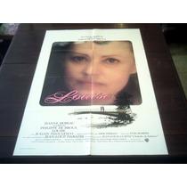 Poster Original Louise Jeanne Moreau Philippe De Broca 1972