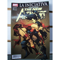 The New Avengers 21 La Iniciativa Editorial Televisa