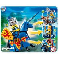 Playmobil 4339 Caballeros Castillo (multiset Chicos)!!! Css