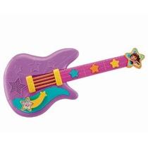 Fisher-price Dora Cantando Guitarra De La Estrella