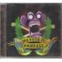 Los Kung Fu Monkeys ( Ska Punk ) Cd Rock