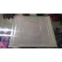 Base Cuadrada 14.5cms (29x29 Pin) Perler, Hama, Pixel Art