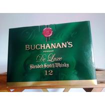 Buchanans 12 Paquete De Tres Y Master