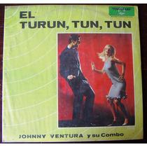 Afroantillana Johnny Ventura.lp12´hecho En Caracas Venezuela