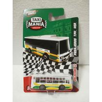 Taxi Mania Camion Pasajeros Tpv Veracruz Blanco
