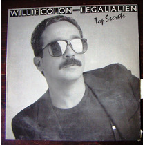 Afroantillana.willie Colon.lp12´ , ( Top Secrets ) Dpa