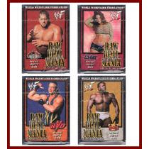 Wwe Raw Deal Juego De Cartas Envio Estafeta $99 Pesos Vbf