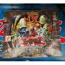 Yugioh Metal Raiders Inglés Booster Box 24ct