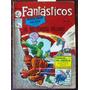Historieta, Los 4 Fantasticos N°53 Editorial La Prensa