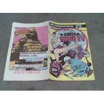 Comic Chica De Kung Fu Editorial Macc Division