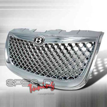 Parrilla Cromada Chrysler 300m Tipo Bentley 99 00 01 Mesh