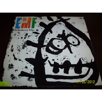 Emf Schubert Dip Vinyl Lp 1991 Parlophone Made In Spain