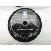 Bocina Fane Sovereign 10-300 10 Pulgadas 300 Watts Rms