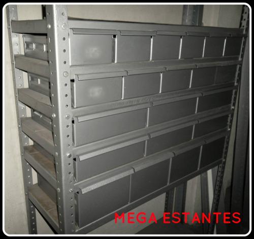 Caj n gaveta para anaquel estanter a met lica 44 stlpp - Estanteria metalica precio ...