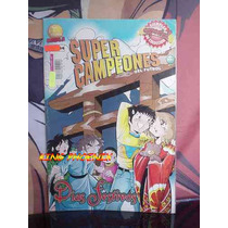 Super Campeones 34 Editorial Toukan