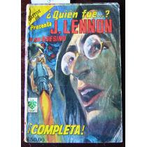 Historieta,quien Fue....? John Lennon Y Su Asesino N°14
