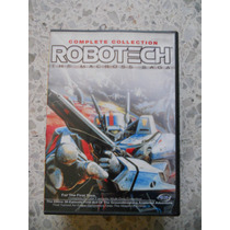 Robotech The Macross Saga Anime Dvd Set