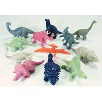 Dinosaurio. Juguete Miniatura Maquina Chiclera. Para 2 Pulg.
