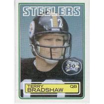 1983 Topps Terry Bradshaw Pittsburgh Steelers