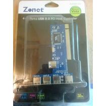 Tarjeta Marca Zoneth Modelo Zuh2215v