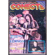 Revista Conecte,blak Sabbath,john Lennon,the Tubes