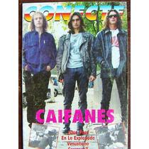 Revista Conecte,caifanes,van Halen,slash,el Haragan