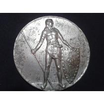 Par De Medallas Españolas Muy Antiguas