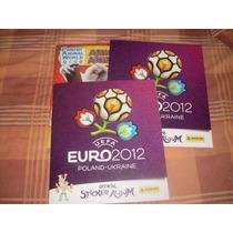 Album Y Estampas Eurocopa 2012 Panini